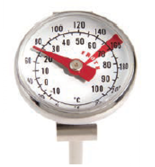 Frothing Thermometer