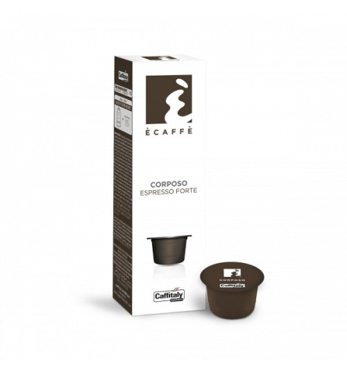 CAFFITALY - Corposo Capsules  (Retail box of 10 capsules)