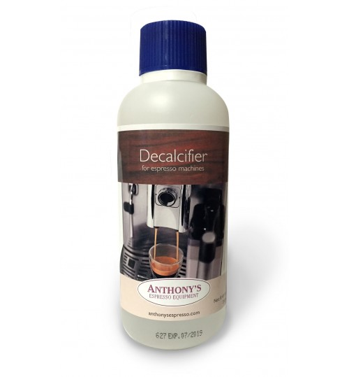ANTHONY'S - Descaler for Espresso Machines (5 time use)