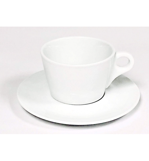 CATERING LINE - Sposa White Cappuccino Cups (Set of 4)