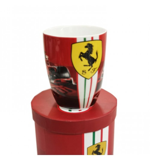 FERRARI Coffee Mug (1 mug with Gift Box)