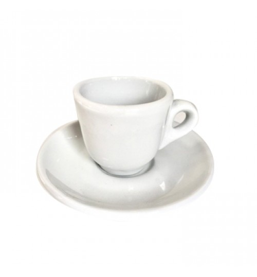 Nuova Point Espresso Cups Palermo White (Set of 6)