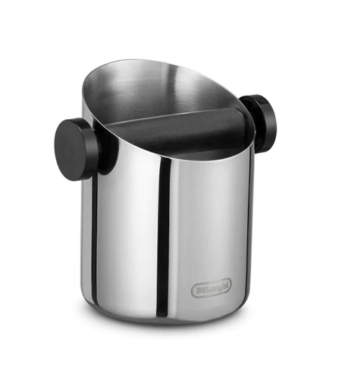 DELONGHI - Stainless Steel Knock Box [MADE IN ITALY]