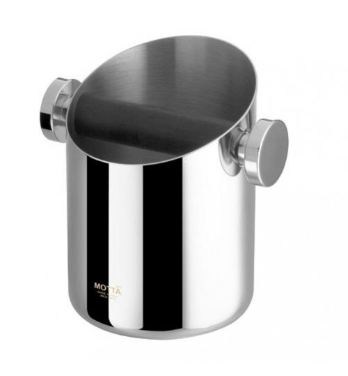 MOTTA - Stainless Steel Knock Box [MADE IN ITALY]