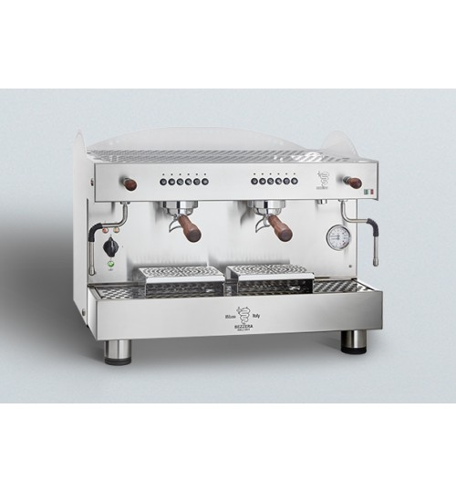 BEZZERA - WOODY 1 Group Commercial Espresso Machine 110V Made in Italy [IN STOCK]