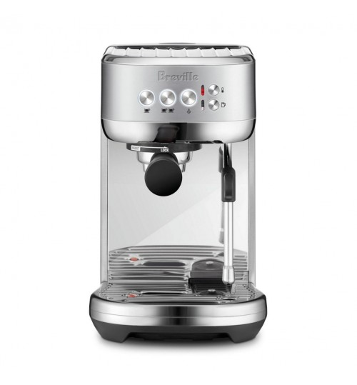BREVILLE - Bambino Plus  Brushed Stainless Steel BES500BSS [SOLD OUT]