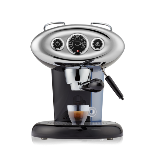 ILLY - X7.1 iperEspresso Machine - Black