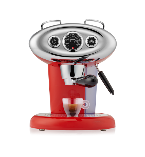 ILLY - X7.1 iperEspresso Machine - Red