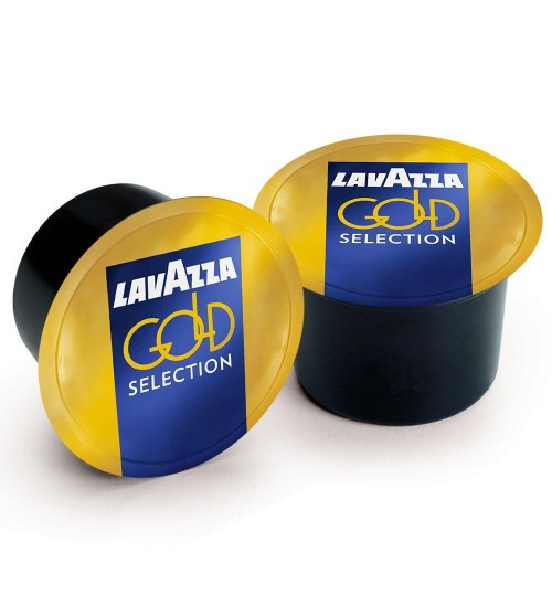 LAVAZZA BLUE - Gold Selection Capsules (Case Of 100)