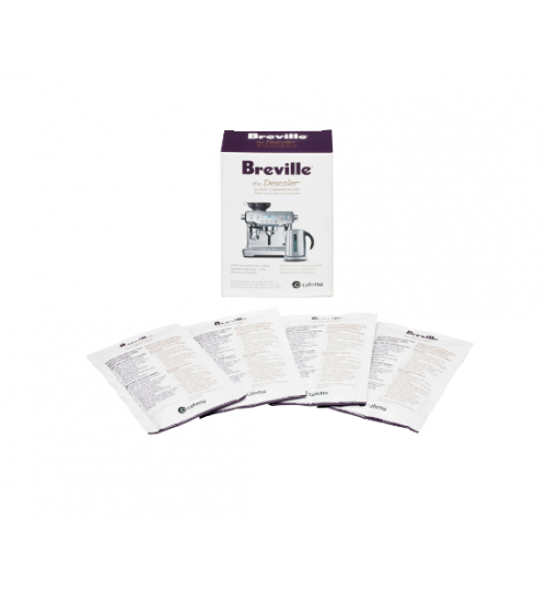 BREVILLE - the Descaler  BES007 (pack of 4 powder packets)