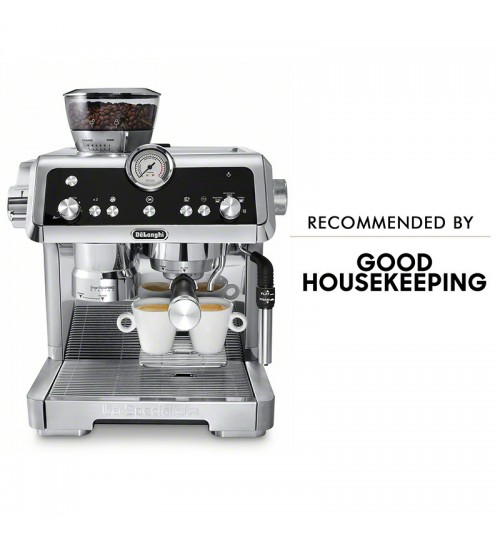 DELONGHI - La Specialista STAINLESS STEEL [IN STOCK] Espresso Machine with Sensor Grinder & Dual Heating System - EC9335M