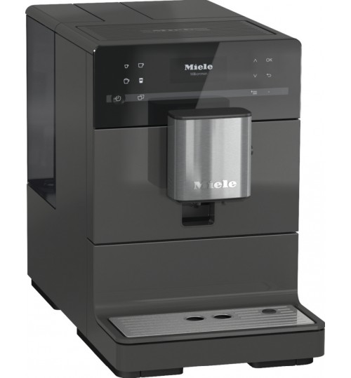 MIELE - CM5300 GRGR [PRE-ORDER] Countertop coffee machine With OneTouch for Two *NEW * Graphite Grey