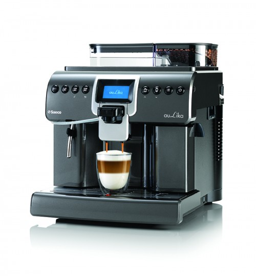 SAECO - Royal B2C ONE Touch Espresso & Cappuccino Machine