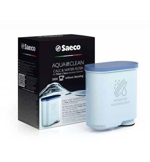 SAECO - AquaClean Water Filter (For Saeco PicoBaristo, Incanto, Xelsis | Philips 2200, 3100, 3200 )