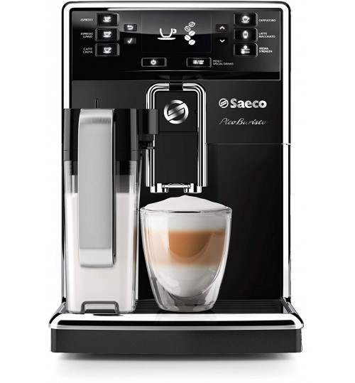 SAECO - PicoBaristo Carafe BLACK [SOLD OUT] Super-Automatic Espresso & Cappuccino Machine, HD8927/37