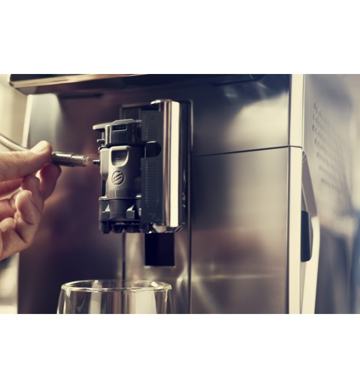 Saeco Xelsis Automatic Espresso Machine Full Stainless