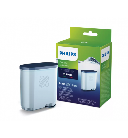 AQUACLEAN Water Filter For SAECO, PHILIPS, GAGGIA  **NEW PACKAGING** [BACK IN STOCK & READY TO SHIP]