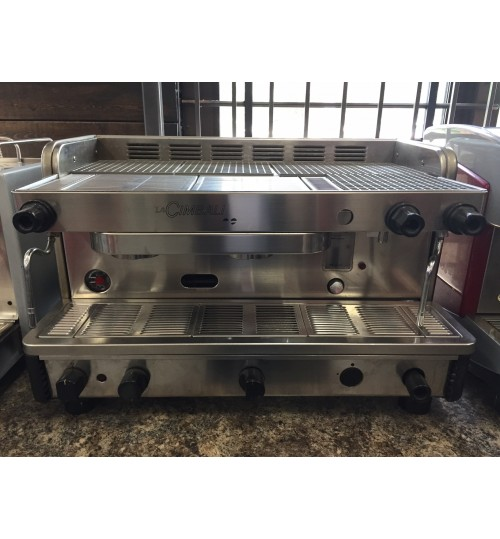 La Cimbali XP1 2 group Rebuilt Espresso Machine