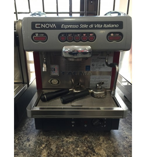 FAEMA Enova 1 Group Refurbished Espresso Machine