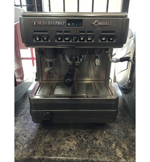 La Cimbali M31 Bistro 1 Group Used espresso machine