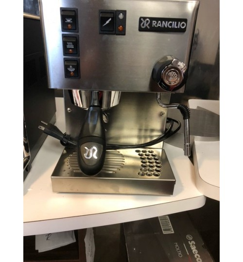 USED / REFURB MODEL - Rancilio Silvia (6 Month Warranty)