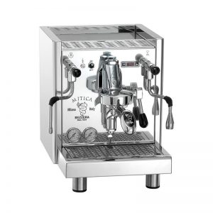 BEZZERA - Mitica Top MN PID, ROTARY PUMP, DIRECT WATER [BACK IN STOCK] - Semi-Professional Espresso Machine Made in Italy