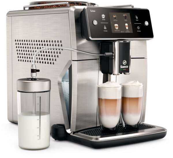 SAECO - Xelsis Full Stainless Steel  Automatic Espresso & Cappuccino Machine, SM7685/04, 2 YEAR WARRANTY*