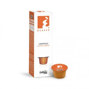 CAFFITALY - Cremoso Capsules  (Retail box of 10 capsules)