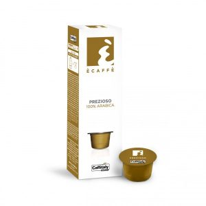CAFFITALY - Prezioso Capsules  (Retail box of 10 capsules)
