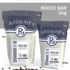 ANTHONY'S - Rocco Bar 1kg Whole Beans