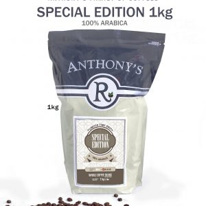 ANTHONY'S - Special Edition Whole Bean Coffee  [100% ARABICA]