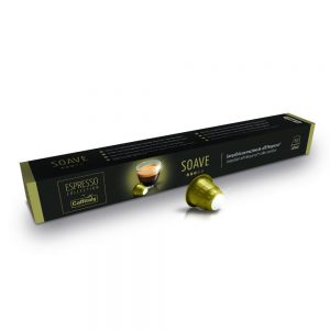 CAFFITALY - Soave Capsules {compatible with Nespresso® Machines}