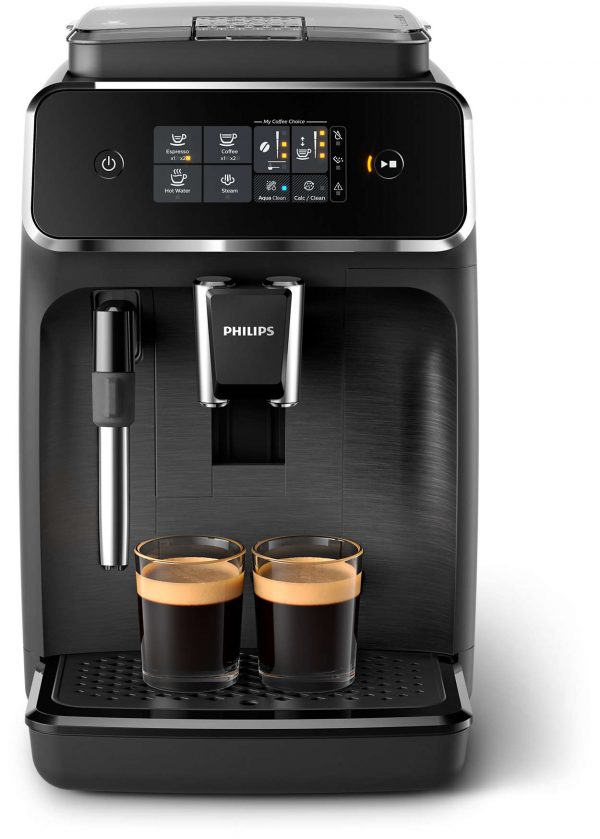 PHILIPS - 2200 Classic Milk Frother Series [BACK IN STOCK] EP2220/14 Fully Automatic Espresso Machine, Matte Black *NEW*, 2 YEAR WARRANTY