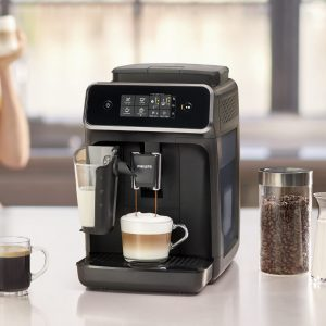PHILIPS - 2200 LatteGo Series EP2230/14  [IN STOCK] Fully Automatic Espresso Machine, Matte Black *NEW*, 2 YEAR WARRANTY
