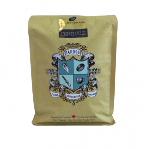 BAROCCO - Centrale Whole Bean Coffee 1KG