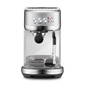 BREVILLE - Bambino Plus  Brushed Stainless Steel BES500BSS