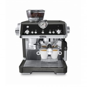 DELONGHI - La Specialista BLACK [PRE-ORDER] Espresso Machine with Sensor Grinder & Dual Heating System, Stainless Steel - EC9335BK