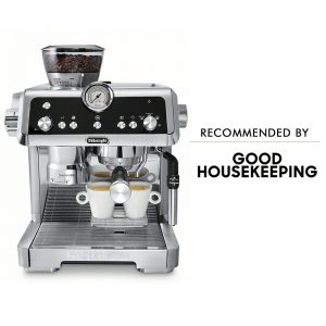 DELONGHI - La Specialista Stainless Steel Espresso Machine with Sensor Grinder & Dual Heating System - EC9335M