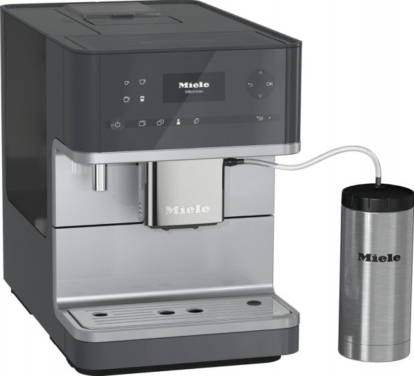 MIELE - CM6350 GRGR Countertop coffee machine With OneTouch for Two *NEW * Graphite Grey [IN STOCK]