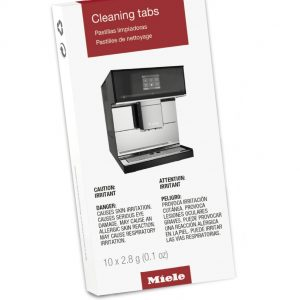 MIELE - Cleaning Tablets (Pack of 10)