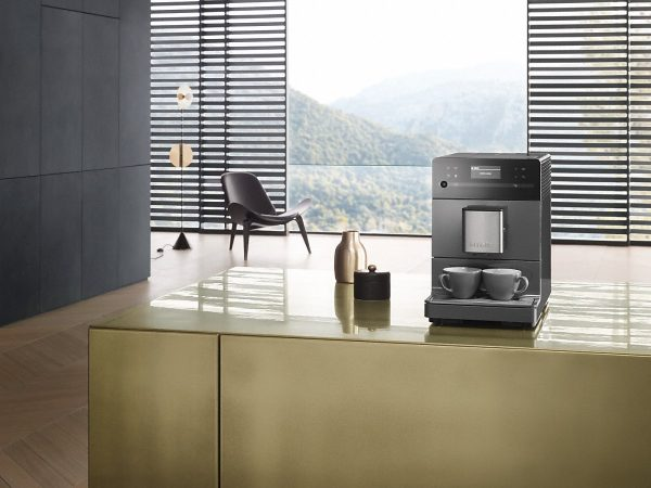 MIELE - CM5300 GRGR Countertop coffee machine With OneTouch for Two *NEW * Graphite Grey