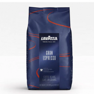 LAVAZZA - Gran Espresso Whole Bean Coffee 1kg