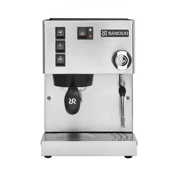 RANCILIO - Silvia M V6 2020 Stainless Steel [NOW IN STOCK]
